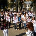 Виконується Гімн України
