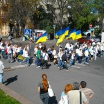Почали рух до Софійського майдану